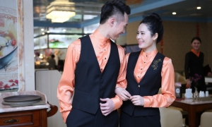 A few places to pay attention to when ordering Hunan hotel professional outfits